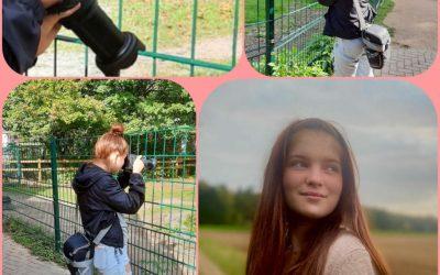 Vorstellungsrunde, Teil 1: Tierpark-Reporterin Antonia